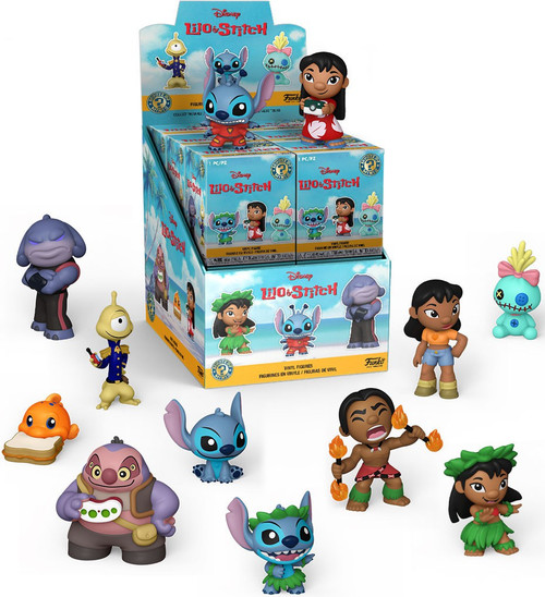 Funko Disney Mystery Minis Lilo & Stitch Mystery Box [12 Packs]