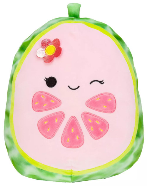 Squishmallows Lena the Guava Exclusive 11-Inch Plush
