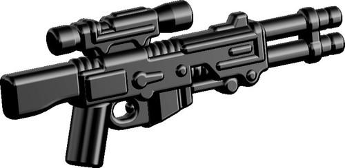 BrickArms A-350 Blaster Rifle 2.5-Inch [Black]