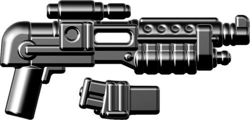 BrickArms E-24DT Blaster Rifle w/Mag 2.5-Inch [Black]