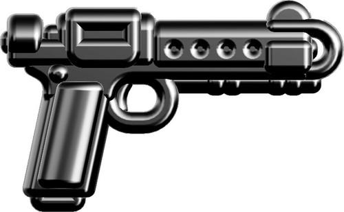 BrickArms GKS-1 Blaster Pistol 2.5-Inch [Black]