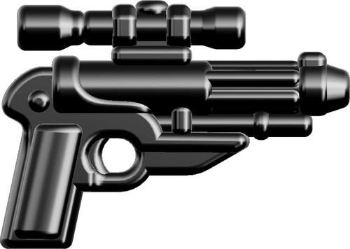 BrickArms GKS-2 Blaster Pistol 2.5-Inch [Black]