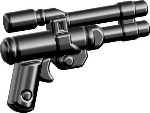 BrickArms K-13 Blaster Pistol 2.5-Inch [Black]