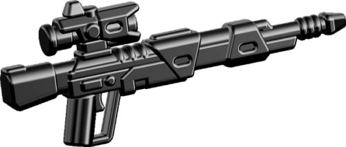 BrickArms MK-M Rifle 2.5-Inch [Black]