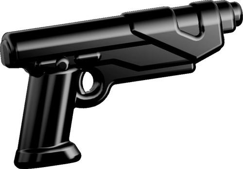 BrickArms Westar 35R (Realistic) Blaster Pistol 2.5-Inch [Black]