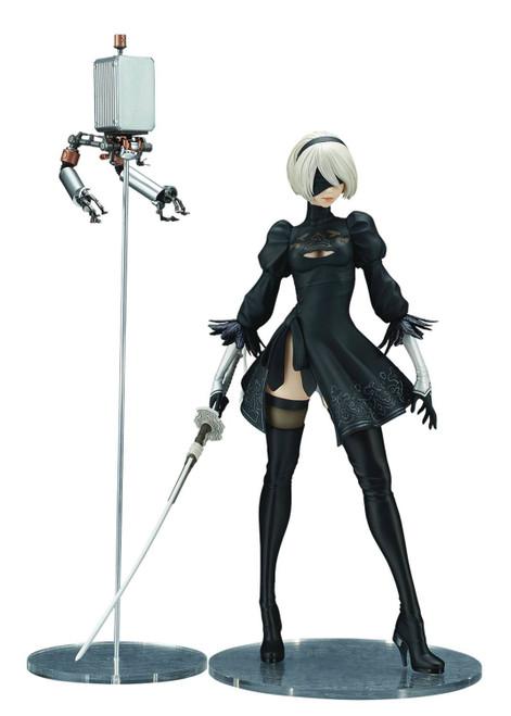 NieR: Automata 2B 11-Inch Collectible PVC Figure [Deluxe 2021 Version]