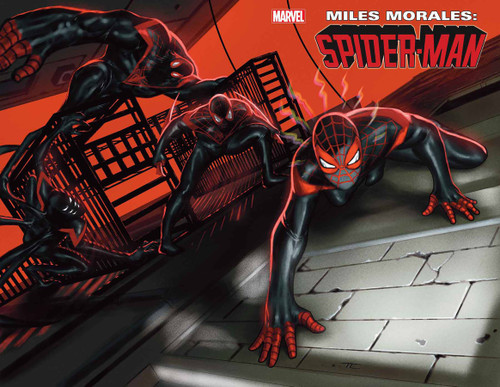Marvel Miles Morales Spider-Man #25 Comic Book