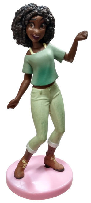 Disney Wreck-It Ralph 2: Ralph Breaks the Internet Tiana 3.5-Inch PVC Figure [The Princess and the Frog Loose]