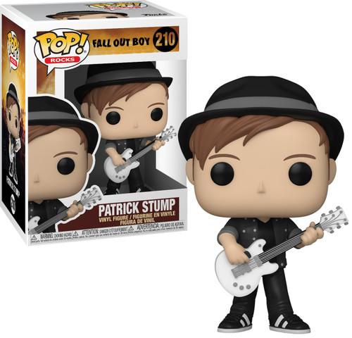 Funko Fall Out Boy POP! Rocks Patrick Stump Vinyl Figure (Pre-Order ships May)
