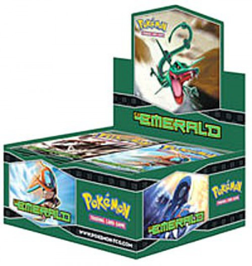 Pokemon Trading Card Game EX Emerald Booster Box [36 Packs]