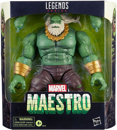Marvel Legends Maestro (Hulk) Deluxe Action Figure (Pre-Order ships August)