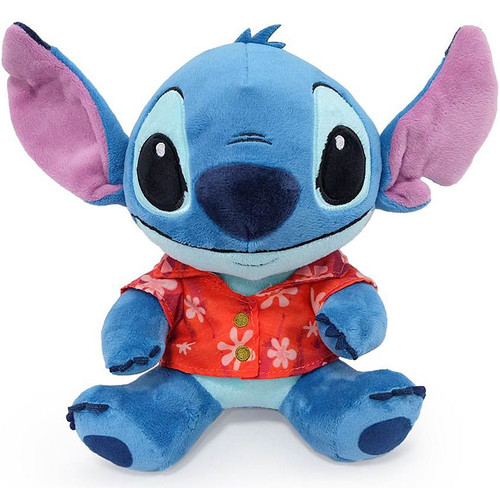 Disney Lilo & Stitch Hawaiian Stitch 8-Inch Phunny Plush