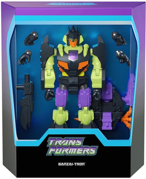ReAction Transformers Ultimates Banzai-Tron Action Figure (Pre-Order ships November)
