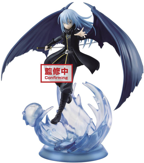 That Time I Got Reincarnated as a Slime Other Plus Demon Rimuru 6-Inch Collectible PVC Figure (Pre-Order ships August)