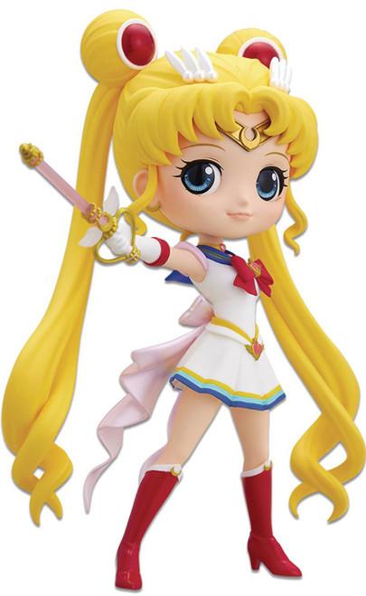 Sailor Moon: Eternal Q Posket Sailor Moon 5-Inch Collectible Figure (Pre-Order ships August)