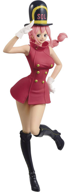 One Piece Sweet Style Pirates Rebecca 9-Inch Collectible PVC Figure [Version B] (Pre-Order ships May)