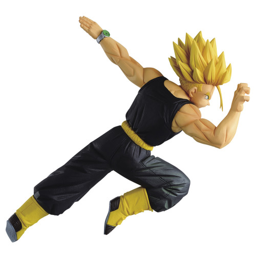 Dragon Ball Super Match Makers Figure Collection Super Saiyan Future Trunks 7-Inch Collectible PVC Figure (Pre-Order ships September)