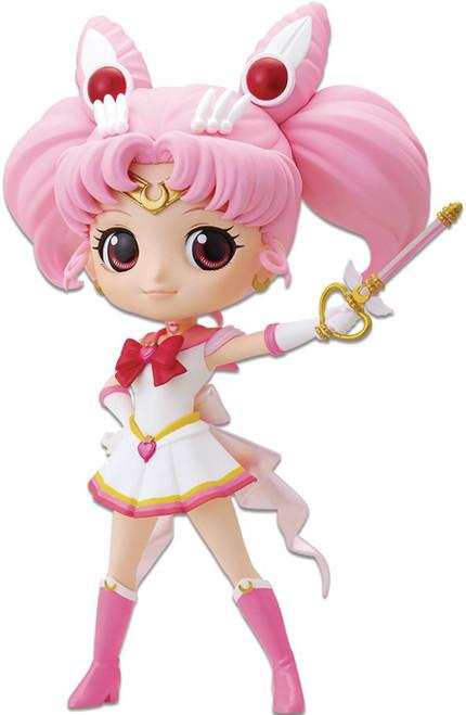 Sailor Moon: Eternal Q Posket Kaleidoscope Super Chibi Moon 5.5-Inch Collectible Figure (Pre-Order ships April)