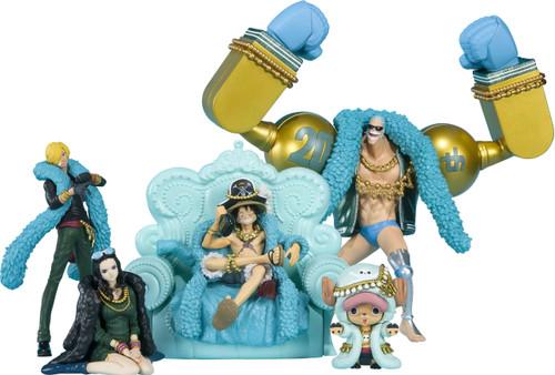 One Piece Volume 1 Tamashii Box [Box of 9] (Pre-Order ships September)