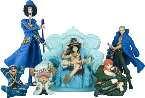 One Piece Volume 2 Tamashii Box [Box of 9] (Pre-Order ships September)