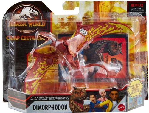 Jurassic World Camp Cretaceous Attack Pack Dimorphodon Action Figure