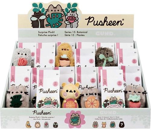 Pusheen Series 15 Botanical Mystery Box [24 Packs] (Pre-Order ships October)