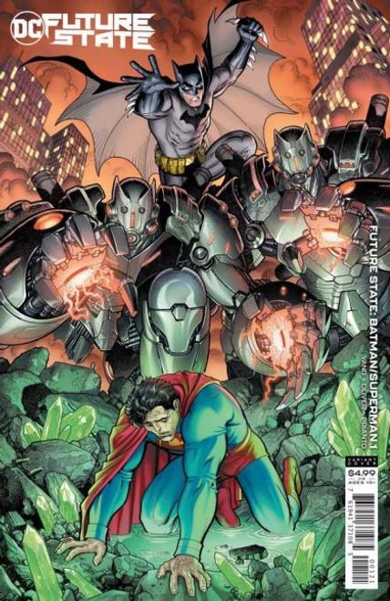 DC Comics Future State: Batman / Superman #1B Comic Book