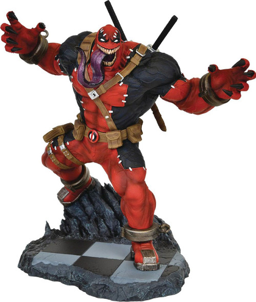 Marvel Contest of Champions Venompool Collectible PVC Figure (Pre-Order ships September)