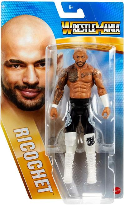 WWE Wrestling WrestleMania Ricochet Action Figure