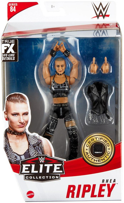 WWE Wrestling Elite Collection Series 84 Rhea Ripley Action Figure (Pre-Order ships May)