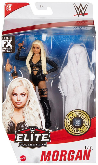 WWE Wrestling Elite Collection Series 85 Liv Morgan Action Figure (Pre-Order ships May)