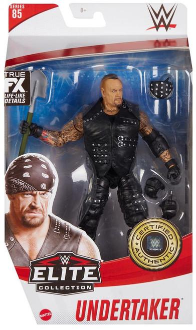 WWE Wrestling Elite Collection Series 85 Undertaker Action Figure [Boneyard Match]