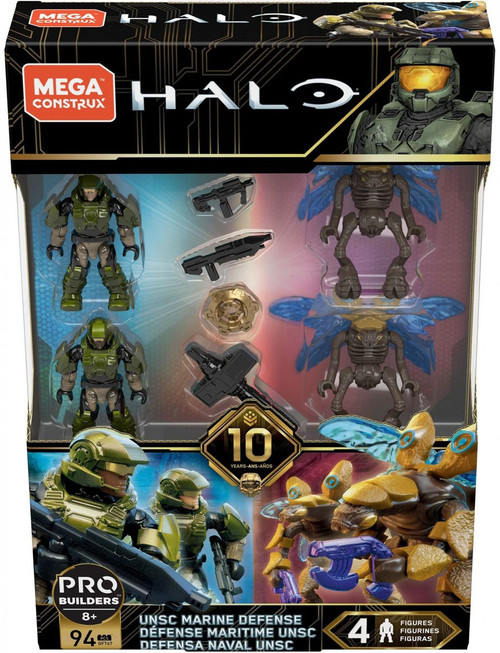 Halo UNSC Marine Defense Set [Damaged Package]