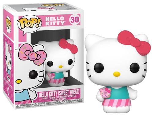 Funko POP! Sanrio Hello Kitty Vinyl Figure #30 [Sweet Treat, Damaged Package]