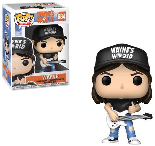 Funko Wayne's World POP! Movies Wayne Vinyl Figure #684 [Damaged Package]