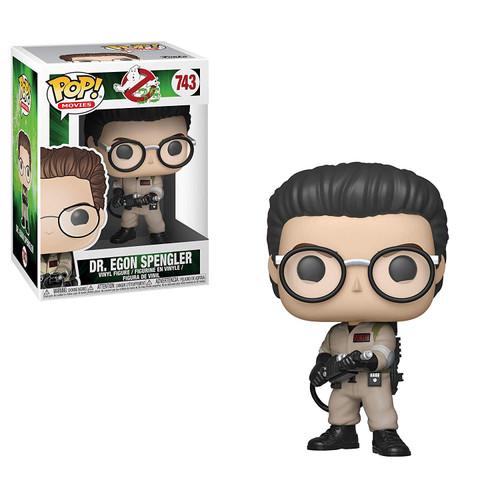 Funko Ghostbusters POP! Movies Doctor Egon Spengler Vinyl Figure [Damaged Package]