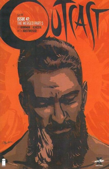 Image Comics Outcast by Kirkman & Azaceta #47 Comic Book