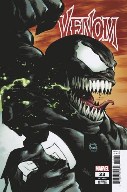 Marvel Venom, Vol. 4 #33 Comic Book [Stegman Variant]
