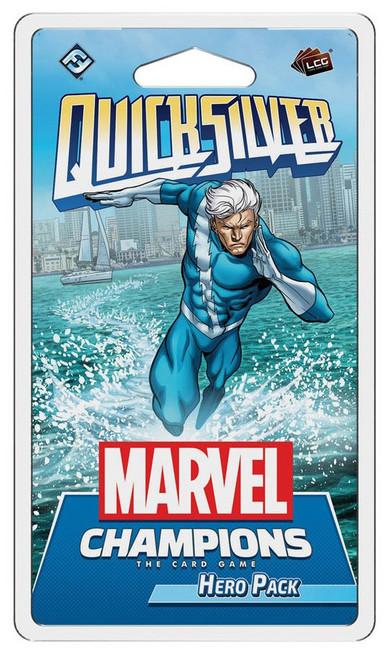Marvel Champions LCG Quickksilver Hero Pack