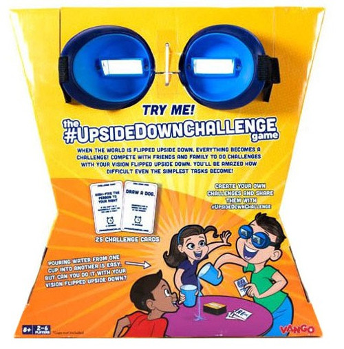 Upside Down Challenge (Pre-Order ships March)