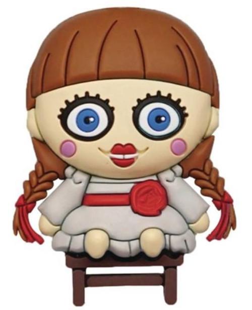 3D Figural Bag Clip Horror Series 5 Annabelle Keychain [Loose]