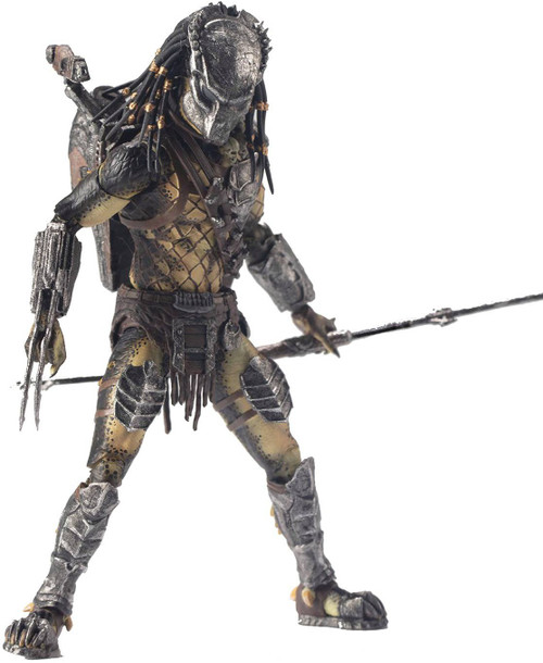 Alien vs Predator 2 Wolf Predator Exclusive Action Figure (Pre-Order ships November)