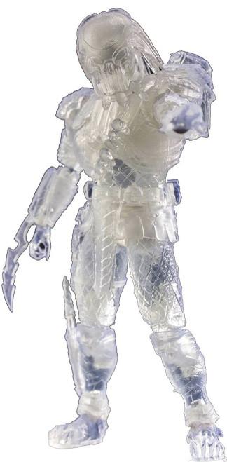 Alien vs Predator Celtic Predator Exclusive Action Figure [Invisable] (Pre-Order ships November)