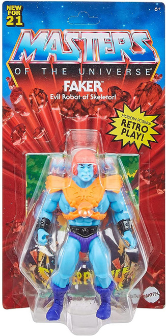 Masters of the Universe Origins Faker Action Figure (Pre-Order ships October)