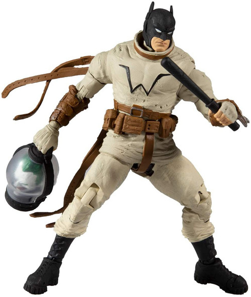 McFarlane Toys DC Last Knight on Earth Build Bane Series Batman Action Figure