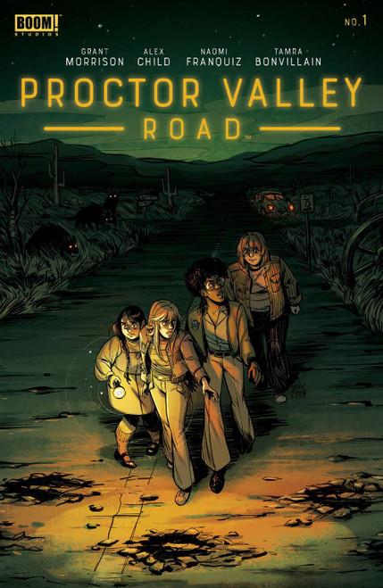 Boom! Studios Proctor Valley Road #1 Comic Book (Pre-Order ships March)