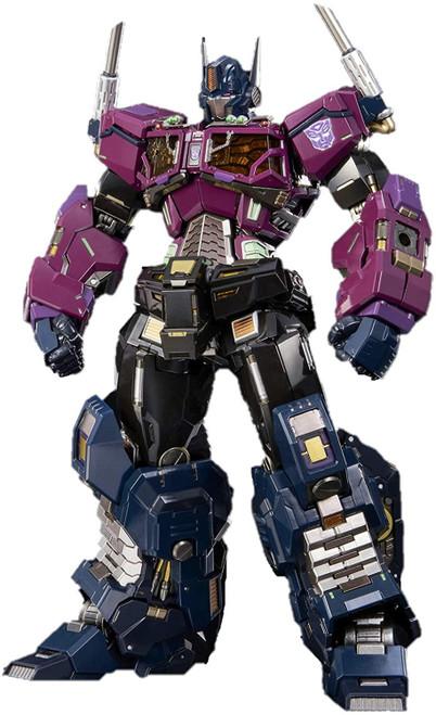 "Transformers Kuro Kara Kuri Shattered Glass Optimus Prime 8.3"" Action Figure #04 (Pre-Order ships September)"