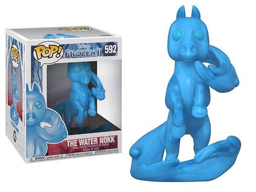 Funko Disney Frozen 2 POP! Disney The Water Nokk 6-Inch Vinyl Figure #592 [Super-Sized, Damaged Package]