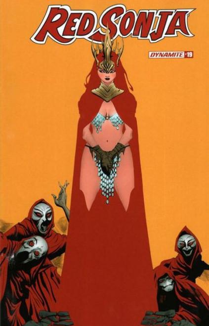 Red Sonja, Vol. 5 (Dynamite Entertainment) #19A Comic Book