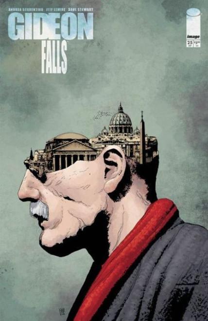Image Comics Gideon Falls #25A Comic Book